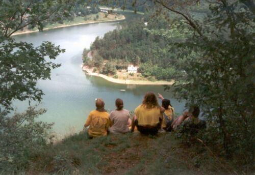 Kolem vranovské přehrady s každovečerním vystoupením